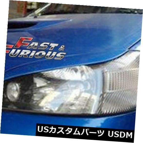 エアロ FOR 00-04ダイハツYRV Dスタイルヘッドライトアイブロウアイリス FOR 00-04 Daihatsu YRV D Style HEADLIGHTS EYEBROWS EYELIDS