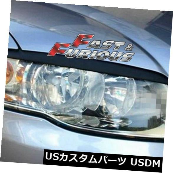 エアロ 2005-2008 A4 S4 RS4 B7ヘッドライトEYEBROWS EYELIDSに適合 Fit for 2005-2008 A4 S4 RS4 B7 HEADLIGHTS EYEBROWS EYELIDS