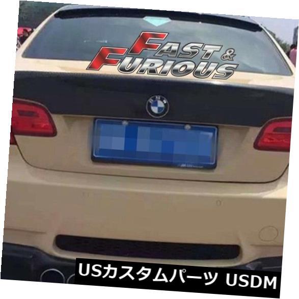 エアロ 2007-2012 E92 3-シリーズCLSリアウィングトランクスポイラー325i 328i 335i M3に適合 Fit for 2007-2012 E92 3-SERIES CLS REAR WING TRUNK SPOILER 325i 328i 335i M3