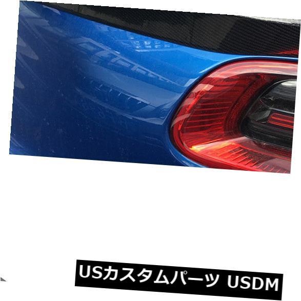 カーボン素材 ポルシェマカン4ドア2014-16のために合う炭素繊維の後部トランクのスポイラーの尾翼 Carbon Fiber Rear Trunk Spoiler Tail Wing Fit For Porsche Macan 4Door 2014-16