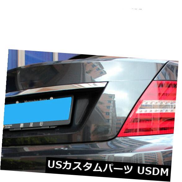 12-14 M-Benz C204 C-Class Coupe #775 Iridium Silver AMG Look Trunk Spoiler Wing