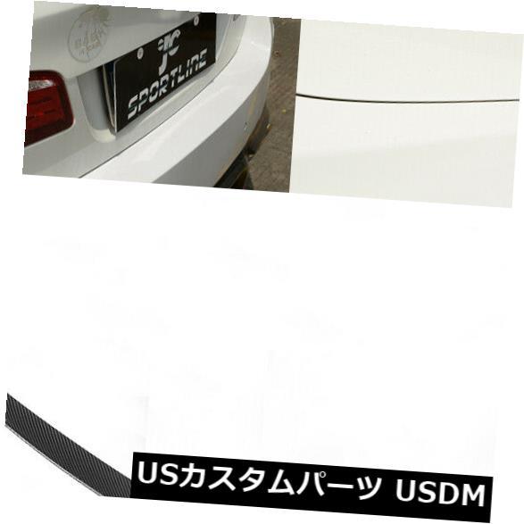 カーボン素材 11-15 BMW F10 520i 530i 535i 550i 5シリーズM5用カーボンファイバーリアスポイラーウィング Carbon Fiber Rear Spoiler Wing For 11-15 BMW F10 520i 530i 535i 550i 5 Series M5