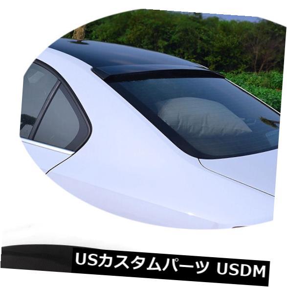 カーボン素材 フォルクスワーゲンJettaセダン12-14のために合う後部屋根のスポイラーのトランクの翼の炭素繊維 Rear Roof Spoiler Trunk Wing Carbon Fiber Fit For Volkswagen Jetta Sedan 12-14