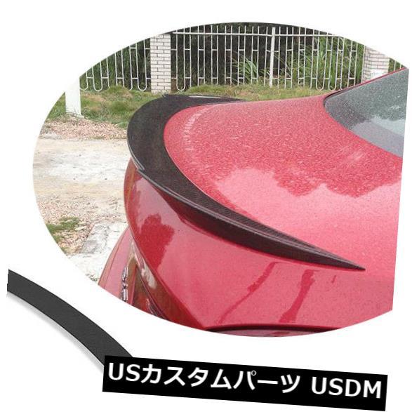 カーボン素材 13-16 BMW F06 6シリーズ640i 650i M6グランクーペ用カーボンファイバートランクスポイラー Carbon Fiber Trunk Spoiler For 13-16 BMW F06 6 Series 640i 650i M6 Gran Coupe