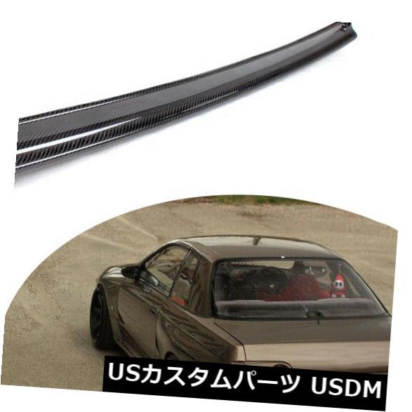 カーボン素材 日産スカイラインニスモR32 GTR 89-94のためのカーボン繊維の後部トランクのスポイラーの翼 Carbon Fiber Rear Trunk Spoilers Wings For Nissan Skyline Nismo R32 GTR 89-94