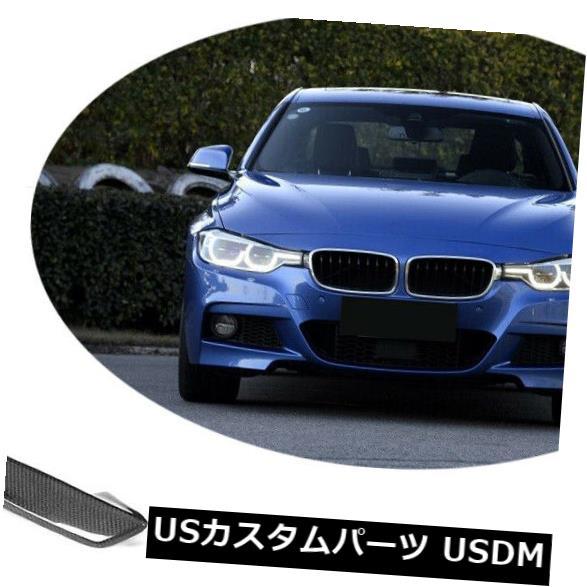 カーボン素材 BMW F30 F35 320i 325i 335i Mスポーツ用カーボンファイバーフロントバンパーフィンスプリッター Carbon Fiber Front Bumper Fins Splitter For BMW F30 F35 320i 325i 335i M sport