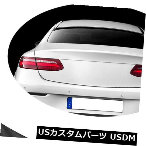 カーボン素材 ベンツEクラスC238 E200 E400 E500クーペ17-18用リアルーフスポイラーカーボンファイバー Rear Roof Spoiler Carbon Fiber For Benz E-Class C238 E200 E400 E500 Coupe 17-18