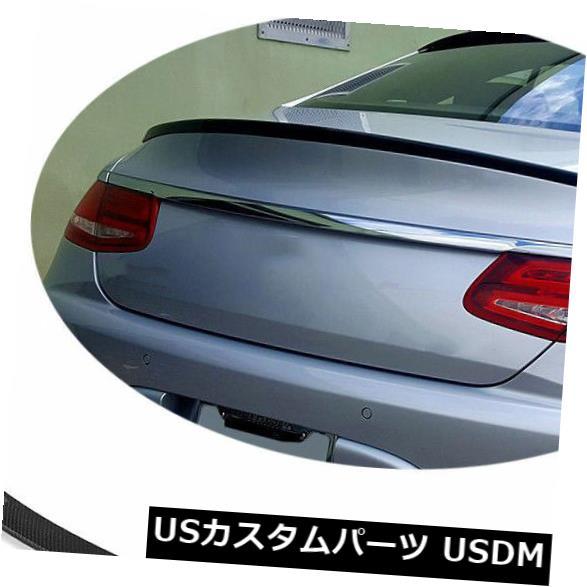 カーボン素材 ベンツSクラスS500 S550 S63 S65 AMGクーペ14-18用リアスポイラーカーボンファイバー Rear Spoiler Carbon Fiber For Benz S-Class S500 S550 S63 S65 AMG Coupe 14-18