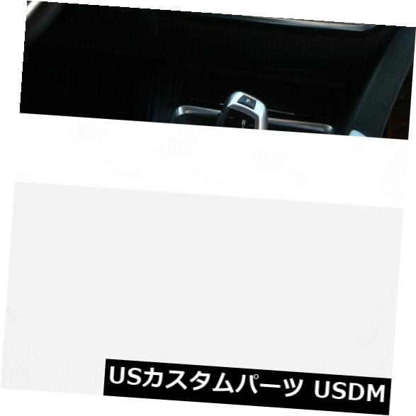 車用品 バイク用品 >> パーツ 外装 エアロパーツ その他 カーボン素材 BMW F30 F31 F32 F34 推奨 Interior F36の内部中央Chromeダッシュボードコンソールカバートリム Console Chrome cover Dashboard trim for 引き出物 central F36
