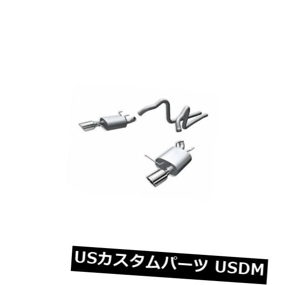 割引価格 輸入マフラー Borla S-TYPE SSキャットバックエキゾーストシステム2011-2014フォードマスタングベース3.7L V6 V6 Borla Borla Borla S-TYPE SS CATBACK EXHAUST SYSTEM 2011-2014 FORD MUSTANG BASE 3.7L V6, 【国産】:b9eda2f7 --- eraamaderngo.in