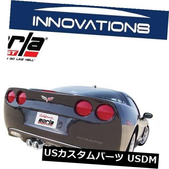 【正規通販】 輸入マフラー 05-08シボレーコルベット6.0L/ 6.2L用Borla CatBackエキゾーストSタイプクラシック-140128 Borla Borla CatBack 輸入マフラー Exhaust 6.0L/6.2L S-Type Classic For 05-08 Chevy Corvette 6.0L/6.2L - 140128, リネンハウス:e00e8d9e --- inglin-transporte.ch