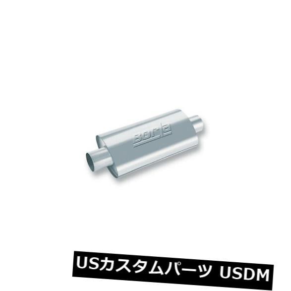 人気商品の 輸入マフラー Borla Sportsman 40946 Stainless XR-1ステンレススポーツマンレーシングマフラー Borla 40946 輸入マフラー XR-1 Stainless Sportsman Racing Mufflers, 時計倉庫TOKIA:a0cadee0 --- mtrend.kz
