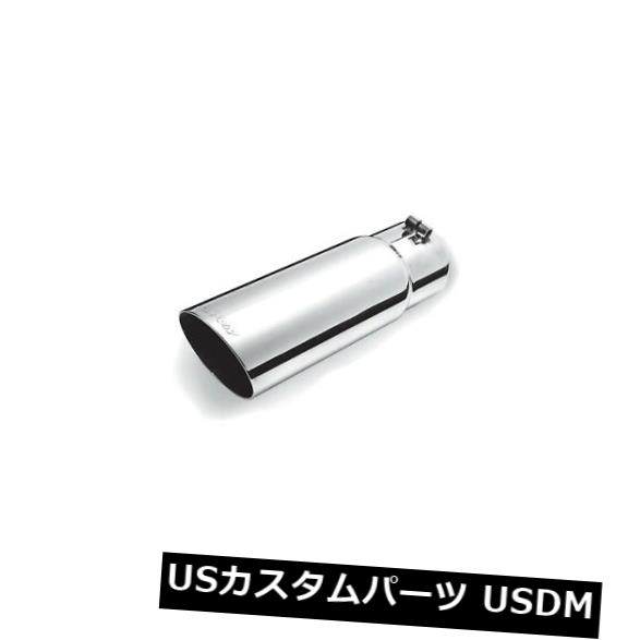 Gibson 500395 Polished Stainless Steel Exhaust Tip