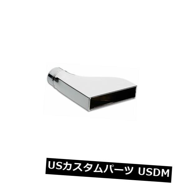 【超目玉枠】 輸入マフラー Vibrant Performance Tip 1606長方形ステンレス鋼チップ Vibrant Performance Performance 1606 Performance Rectangular Stainless Steel Tip, 【10%OFF】:92e26092 --- kventurepartners.sakura.ne.jp