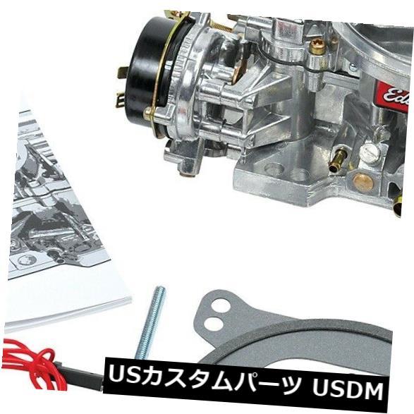 100%安い 輸入マフラー Edelbrock 1411パフォーマーシリーズキャブレター Edelbrock 1411 Performer Series Carburetor, 資材印刷のルネ ae179993