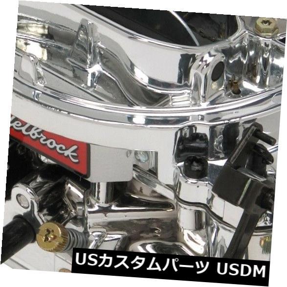 新しく着き 輸入マフラー Edelbrock 180449 ThunderシリーズAVSキャブレター Edelbrock 180449 Thunder Series AVS Carburetor, グランプラス dd680901