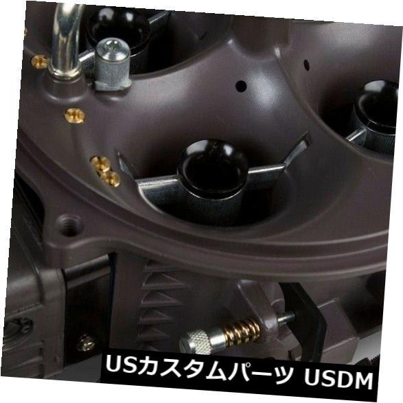 輸入マフラー Holley Performance 0-80903HBM Gen 3 Marine Ultra Dominatorキャブレター Holley Performance 0-80903HBM Gen 3 Marine Ultra Dominator Carburetor
