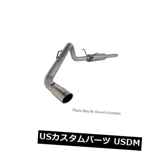 【超目玉】 輸入マフラー System MBRP S5102ALキャットバックエキゾーストシステムシングルサイドアルミダッジ MBRP S5102AL Cat Aluminized Back Exhaust System Dodge Single Side Aluminized Dodge, カサイシ:fb8ae3e8 --- ecommercesite.xyz