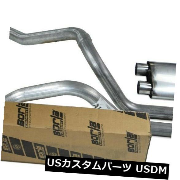【本物保証】 輸入マフラー Tip シボレーGMC 1500トラック88-95 2.5