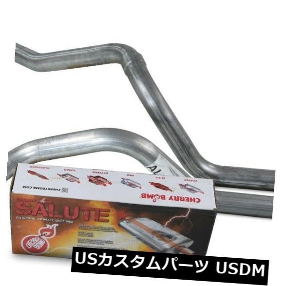【特別訳あり特価】 輸入マフラー ダッジラム1500 Dodge 09-18 Tips 09-18 2.5