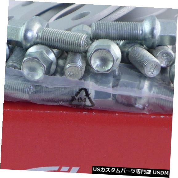 ワイドトレッドスペーサー Eibachホイールスペーサーフロントアクスル+リア16 / 40mm Lk:100/112/5 Mz:57シルバー+ Eibach Wheel Spacer Front Axle + Rear 16/40mm Lk: 100/112/5 Mz : 57 Silver +