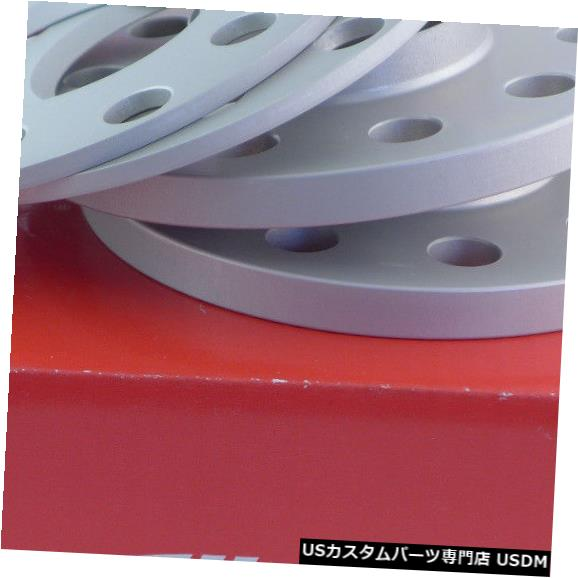 ワイドトレッドスペーサー Eibachホイールスペーサーフロントアクスル+リアアクスル10 / 30mm Lk:100/112/5 Mz:57mm Eibach Wheel Spacer Front Axle + Rear Axle 10/30mm Lk: 100/112/5 Mz : 57mm
