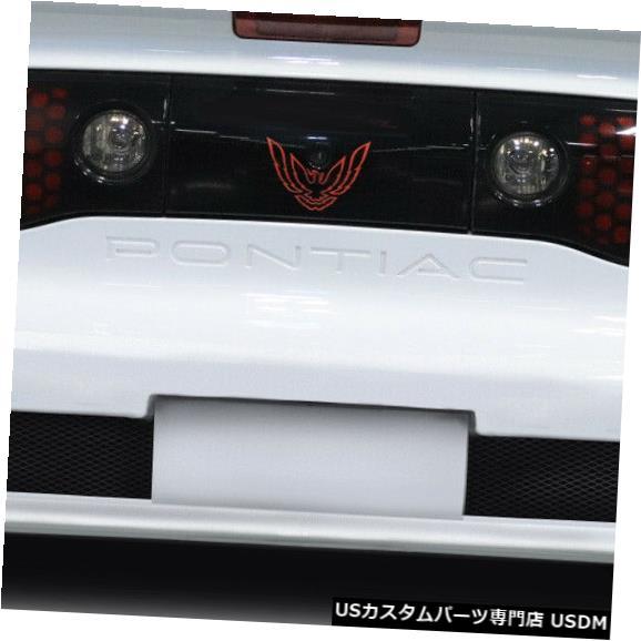 Rear Body Kit Bumper 93-02ポンティアックファイヤーバードベイダーデュラフレックスリアボディキットバンパー!!! 114680 93-02 Pontiac Firebird Vader Duraflex Rear Body Kit Bumper!!! 114680