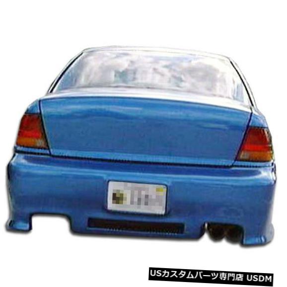 Rear Body Kit Bumper 96-02 Saturn SL Spyder Duraflexリアボディキットバンパー!!! 101795 96-02 Saturn SL Spyder Duraflex Rear Body Kit Bumper!!! 101795