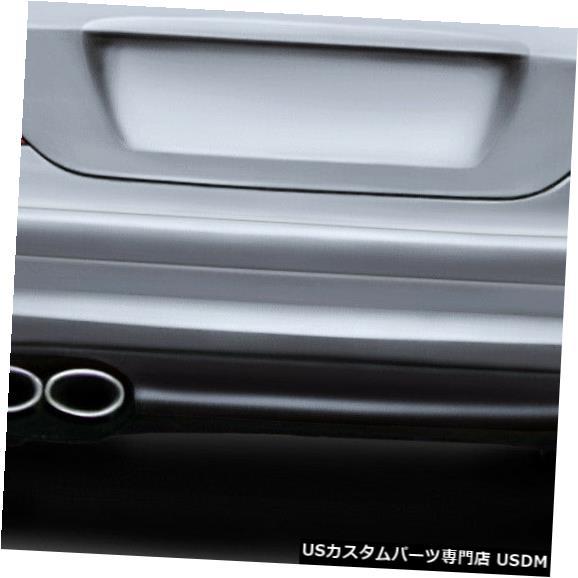 Rear Body Kit Bumper 98-04メルセデスSLK SLK32外観Duraflexリアボディキットバンパー!!! 112844 98-04 Mercedes SLK SLK32 Look Duraflex Rear Body Kit Bumper!!! 112844