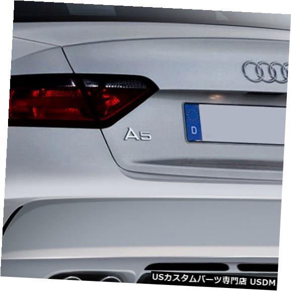 Rear Body Kit Bumper 08-16アウディA5エロスV.1デュラフレックスリアボディキットバンパー!!! 109347 08-16 Audi A5 Eros V.1 Duraflex Rear Body Kit Bumper!!! 109347