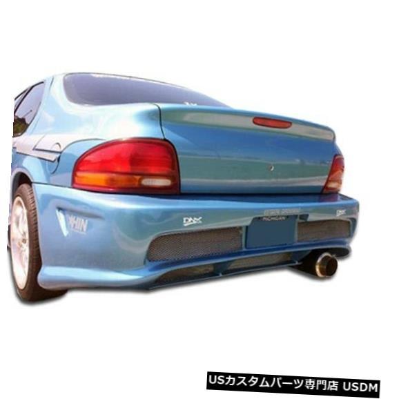 Rear Body Kit Bumper 95-00ダッジストラタスコンバットオーバーストックリアボディキットバンパー!!! 101568 95-00 Dodge Stratus Kombat Overstock Rear Body Kit Bumper!!! 101568