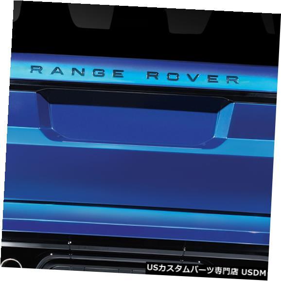 Rear Body Kit Bumper 14-15ランドローバーレンジローバースポーツSVR Look Vaeroリアボディキットバンパー!!! 112655 14-15 Land Rover Range Rover Sport SVR Look Vaero Rear Body Kit Bumper!!! 112655