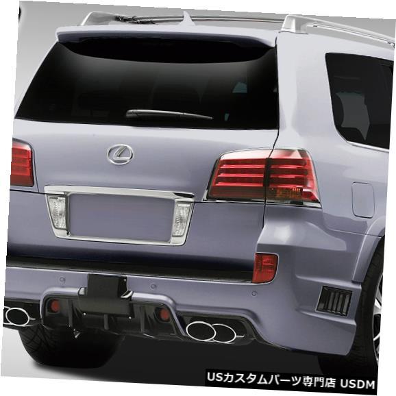 Rear Body Kit Bumper 08-15レクサスLXエロスV.1オーバーストックリアボディキットバンパー!!! 108430 08-15 Lexus LX Eros V.1 Overstock Rear Body Kit Bumper!!! 108430