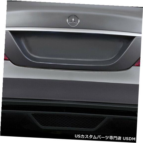 Rear Body Kit Bumper 06-11メルセデスCLSブラックシリーズルックDuraflexリアボディキットバンパー!!! 112175 06-11 Mercedes CLS Black Series Look Duraflex Rear Body Kit Bumper!!! 112175