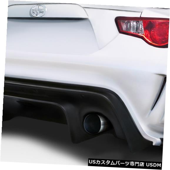 Rear Body Kit Bumper 13-16 Scion FRS VR-S Duraflexリアボディキットバンパー!!! 112650 13-16 Scion FRS VR-S Duraflex Rear Body Kit Bumper!!! 112650