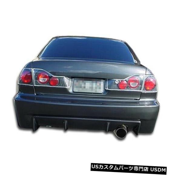 Rear Body Kit Bumper 98-02ホンダアコード4DRバディデュラフレックスリアボディキットバンパー!!! 101981  98-02 Honda Accord 4DR Buddy Duraflex Rear Body Kit Bumper!!! 101981:WORLD倉庫 店