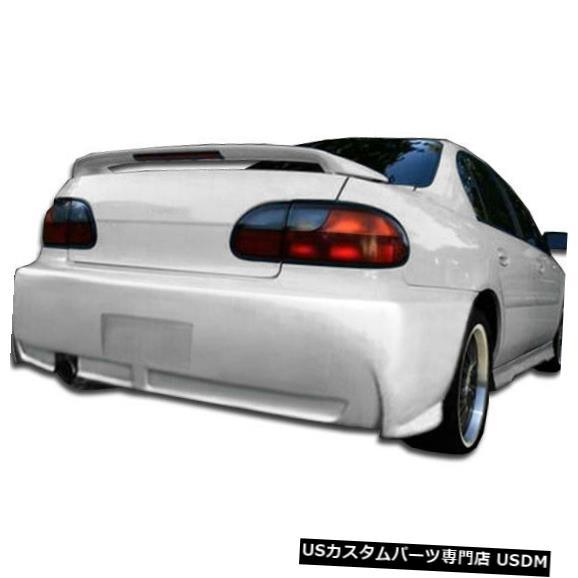 Rear Body Kit Bumper 97-03シボレーマリブVIPオーバーストックリアボディキットバンパー!!! 104904 97-03 Chevrolet Malibu VIP Overstock Rear Body Kit Bumper!!! 104904