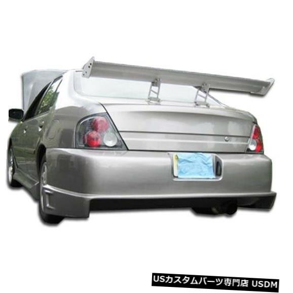Rear Body Kit Bumper 98-01日産アルティマドリフターオーバーストックリアボディキットバンパーに適合!!! 102022 98-01 Fits Nissan Altima Drifter Overstock Rear Body Kit Bumper!!! 102022