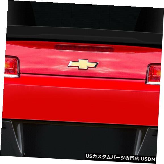 Rear Body Kit Bumper 14-15シボレーカマロスティングレイZルックDuraflexリアボディキットバンパー!!! 109802 14-15 Chevrolet Camaro Stingray Z Look Duraflex Rear Body Kit Bumper!!! 109802