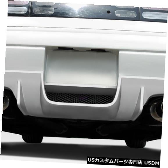 Rear Body Kit Bumper 90-96は日産300ZX 2DR TZ Duraflexリアボディキットバンパーに適合!!! 112800 90-96 Fits Nissan 300ZX 2DR TZ Duraflex Rear Body Kit Bumper!!! 112800