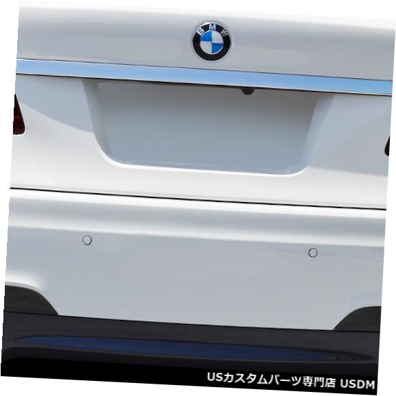 Rear Body Kit Bumper 09-15 BMW 7シリーズMスポーツルックDuraflexリアボディキットバンパー!!! 109438 09-15 BMW 7 Series M Sport Look Duraflex Rear Body Kit Bumper!!! 109438