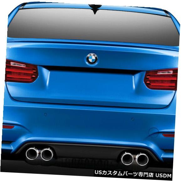 Rear Body Kit Bumper 12-18 BMW 3シリーズM3ルッククチュールリアボディキットバンパー!!! 112506 12-18 BMW 3 Series M3 Look Couture Rear Body Kit Bumper!!! 112506