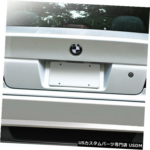Rear Body Kit Bumper 97-03 BMW 5シリーズGT-S Duraflexリアボディキットバンパー!!! 108977 97-03 BMW 5 Series GT-S Duraflex Rear Body Kit Bumper!!! 108977