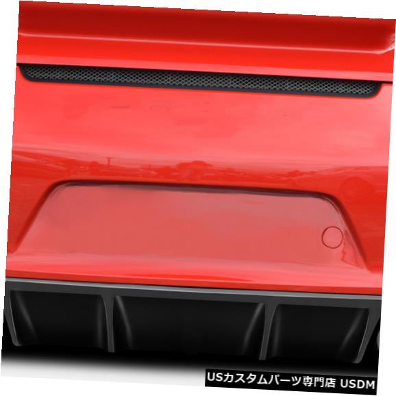 Rear Body Kit Bumper 12-15 Porsche 991 GT3 Duraflexリアボディキットバンパー!!! 113578 12-15 Porsche 991 GT3 Duraflex Rear Body Kit Bumper!!! 113578