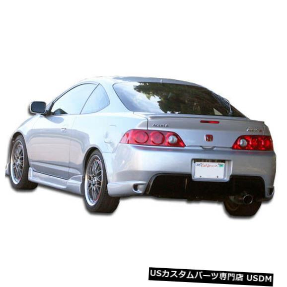 Rear Body Kit Bumper 05-06 Acura RSX I-Spec 2 Duraflexリアボディキットバンパー!!! 104608 05-06 Acura RSX I-Spec 2 Duraflex Rear Body Kit Bumper!!! 104608