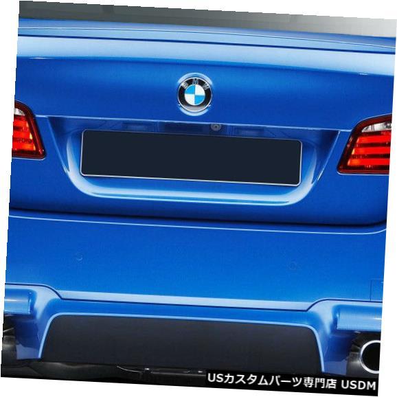 Rear Body Kit Bumper 11-16 BMW 5シリーズM5 Look Duraflexリアボディキットバンパー!!! 109450 11-16 BMW 5 Series M5 Look Duraflex Rear Body Kit Bumper!!! 109450