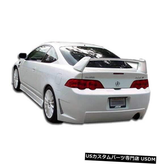 Rear Body Kit Bumper 02-04 Acura RSX B-2 Duraflexリアボディキットバンパー!!! 100297 02-04 Acura RSX B-2 Duraflex Rear Body Kit Bumper!!! 100297