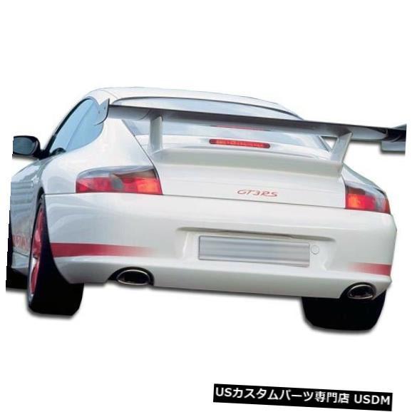 Rear Body Kit Bumper 99-04ポルシェ996 C2 C4 GT-3 Duraflexリアボディキットバンパー!!! 105123 99-04 Porsche 996 C2 C4 GT-3 Duraflex Rear Body Kit Bumper!!! 105123