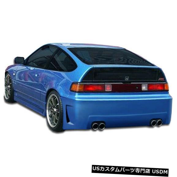 Rear Body Kit Bumper 88-91 Honda CRX B-2 Duraflexリアボディキットバンパー!!! 105549 88-91 Honda CRX B-2 Duraflex Rear Body Kit Bumper!!! 105549