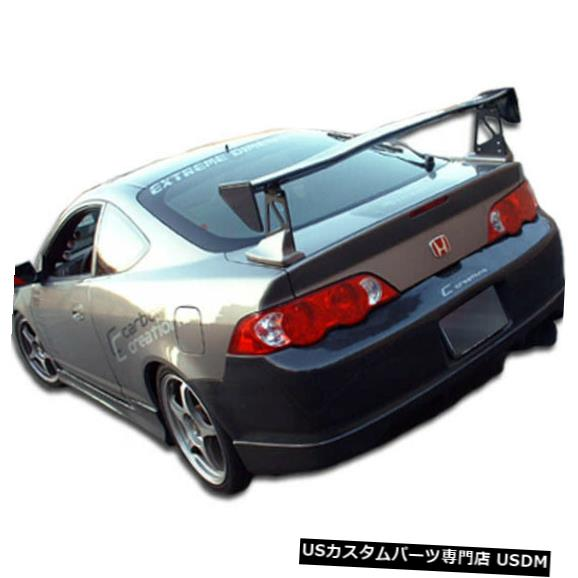 Rear Body Kit Bumper 02-04 Acura RSX Type M Duraflexリアボディキットバンパー!!! 100310 02-04 Acura RSX Type M Duraflex Rear Body Kit Bumper!!! 100310